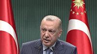 Cumhurbaşkanı Erdoğan'dan muhalefete tepki: Bu devletin büyüklüğünü kabul edeceksiniz