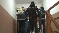 İstanbul'da torbacılara ait 25 adrese şafak baskını: 32 kişi gözaltında