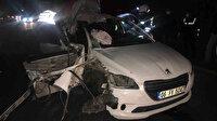 Belediye başkanının içinde olduğu araç kaza yaptı: Bir ölü iki yaralı var