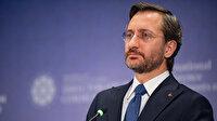 Fahrettin Altun: Hükümetimiz gerektiğinde başka adımlar atmaktan da çekinmeyecektir