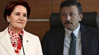 Hamza Dağ'dan Akşener'e kritik 'Öcalan' sorusu: AİHM Kavala'ya benzer bir görüş bildirse iç mesele olmaktan çıkacak mı?
