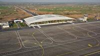 Sadece 8 ayda inşa edildi: Erdoğan ve Aliyev açılışını yarın yapacak