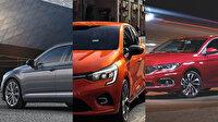 İkinci el otomobil piyasasında eylülde en çok satılan markalar belli oldu