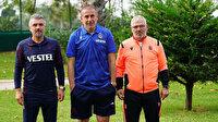 Abdullah Avcı 35 yıllık dostlarıyla Trabzonspor'da buluştu