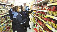 Marketlerden sözlü savunma