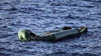 Ege'de göçmen faciası! Dört çocuk yaşamını yitirdi