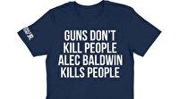 Donald Trump'ın oğlu Baldwin'in olayıyla ilgili tişörtleri satmaya başladı