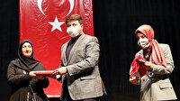 'Tabuta Sığmayanlar' programı gençler ile buluştu: Şehit Selçuk Paker yad edildi