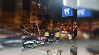 İstanbul'da kavga eden iki kardeşten biri evi ateşe verdi: Yangın binanın tamamında etkili oldu