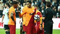 """Fatih Terim'den penaltı tepkisi: """"Topu elinden almış"""""""
