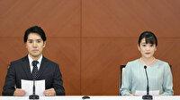 Aşkı için kraliyet unvanını terk eden Japonya Prensesi Mako dünya evine girdi