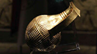 İngiltere tarafından Türkiye'ye iade edildi: 4 bin 250 yıllık altın gaga ağızlı testi