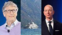 Bill Gates Fethiye'ye, Jeff Bezos Gökova Körfezi'ne demir attı
