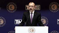 Ticaret Bakanı Muş'tan İYİ Parti Genel Başkanı Akşener'e ihracat yanıtı: Rakamları eğip bükebilirsiniz ama hakikati asla!