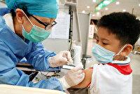 Çin 3-11 yaş aralığındaki çocukları Kovid-19'a karşı aşılamaya başlıyor