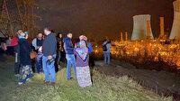 Sakarya'da doğal gaz santralinde korkutan patlama sesi