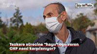 """Söz Milletin: Tezkere sürecinde CHP'nin """"hayır"""" oyuna vatandaştan cevap"""