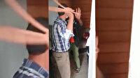 Şanlıurfa'da işten çıkmak isteyen çırağı hortumla dövdü