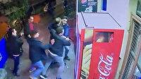 Beyoğlu'nda iş yerini kurşunlarken polise böyle yakalandı