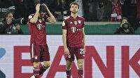 Bayern kupada hezimete uğradı