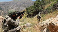 PKK'da çözülme sürüyor: Turuncu kategorideki terörist teslim oldu