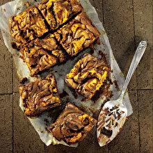 Bal Kabaklı Brownie