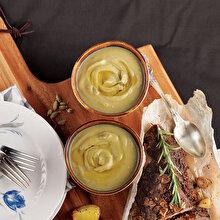 Tazeleyici Brokoli Çorbası
