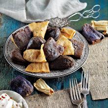 Etli Kuru Patlıcan ve Kabak Dolması