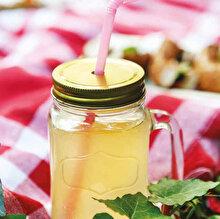 Taze Kekikli Limonata