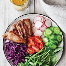 Külbastılı Salata