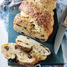 Kayısı ve İncirli Ekmek