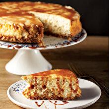 Unsuz Şekersiz Cheesecake