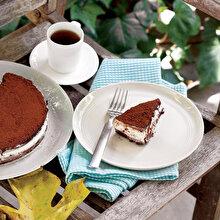 Beyaz Çikolata Muslu Kek