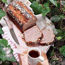 Haşhaş ve Yulaflı Ekmek