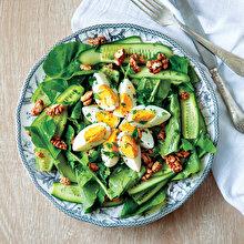 Yumurtalı Salata