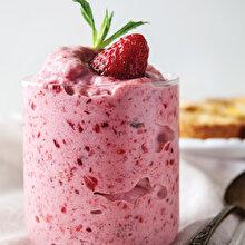 Şekersiz Meyveli Dondurma
