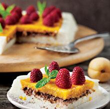 Kayısılı İrmikli Pasta