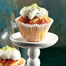 Misket Limonlu Cupcake