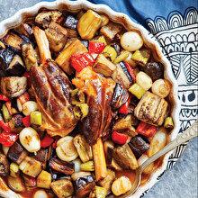 Patlıcanlı Orta Yemeği