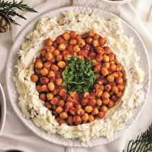 Nohutlu Kereviz Salatası