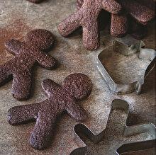 Tarçınlı Brownie Kurabiye