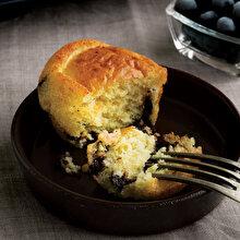 Muffin Kalıbında Portakallı Pancake