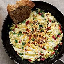 Yumurta Beyazlı Protein Omlet