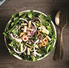 Zeytinli Roka Salatası
