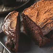 Kakaolu Yoğun Kek