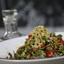 Firik Salatası