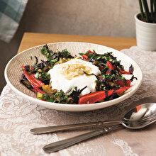 Fındıklı Patlıcan Salatası
