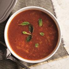 Kerevizli Tarhana Çorbası