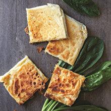 Çift Peynirli Ispanaklı Gözleme