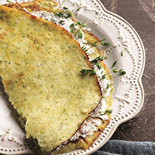 Brokoli Omlet
